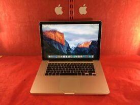 Macbook Pro 15.4inch [2008] core 2 duo 4GB RAM 500GB HDD + MS OFFICE/WORD + WARRANTY L483
