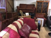 Sofas/chairs/tables/wardrobes/chests/garden items/signs/