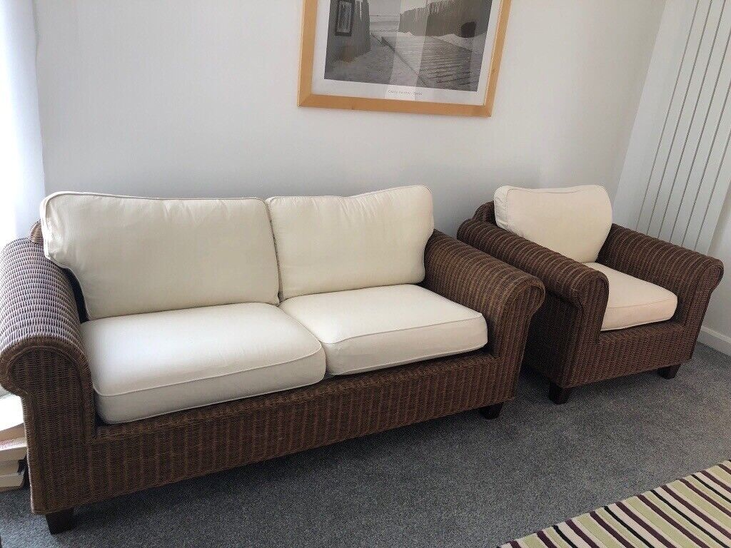 Fine Sofa Two Chairs And Three Side Tables In Wicker In Barnsley South Yorkshire Gumtree Short Links Chair Design For Home Short Linksinfo