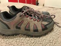 Higear size 4 walking shoes