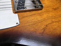 Charles Whitfill Telecaster/ Fender Customshop