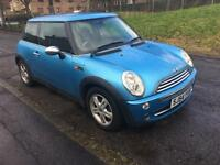 Mini One 1.6 petrol 54 plate