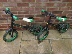 Balance Bike/running bike age 3-5 years.