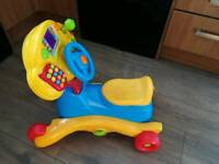 Kids Vtech car seat