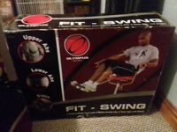 Swing fit never been used