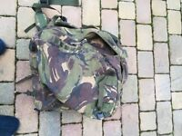 Very Large Military Camo Rucksack
