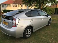 2014 Toyota Prius Hybrid Automatic MOT 2018 SAT NAV Bluetooth Aux in 2Keys 30K Mileage P/X Welcome