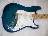 Fender Deluxe Strat Plus electric guitar - USA - '93 - Blueburst - Custom Shop