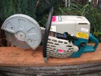 Professional Makita DPC 6200 Petrol Stihl Saw! Great Condtion! Cut off Chop For Stone Brick Metal!