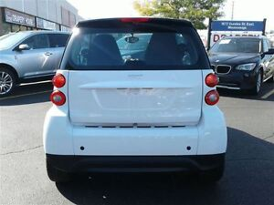 2015 smart fortwo Prl White Navigation Low KM AC/Htd Seats