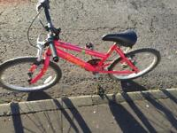 Girls bikes 20 inch tyres , 5 speed £10
