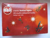 FESTIVE LIGHTS-NEW IN BOX