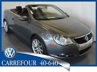 2011 Volkswagen Eos 2.0 TSI Highline Cuir+Mags 17Pouces Automati