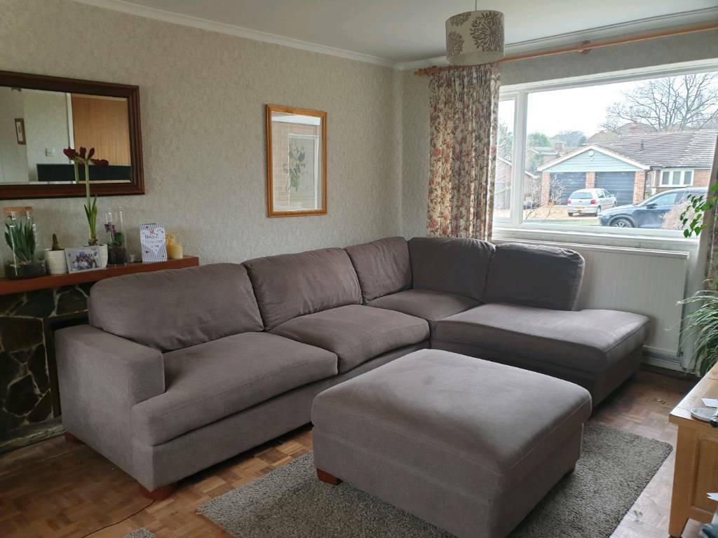 pretty nice 166ca 80b3e Large Costco corner sofa | in Hartley Wintney, Hampshire | Gumtree