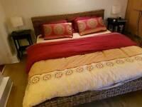 Queens size Bed unique