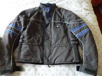 Frank Thomas motorbike jacket large