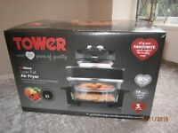 Tower low fat air wave fryer