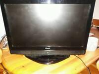 18 inch flat screen tv