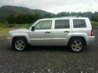 Jeep patriot 2'4 5 door low miles 08.