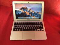 Apple MacBook Air A1465 (11'), 128 SSD (2014), +WARRANTY, NO OFFERS
