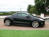 Jan 2012 Peugeot RCZ GT HDI *LOW MILES*KEENLY PRICED!