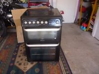 Hotpoint Ultima HUE6 1K Electric Oven