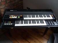 Hohner GP93 analogue synth organ