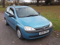 2001 VAUXHALL CORSA 1.0, MOT MAY 2017, ONLY £495