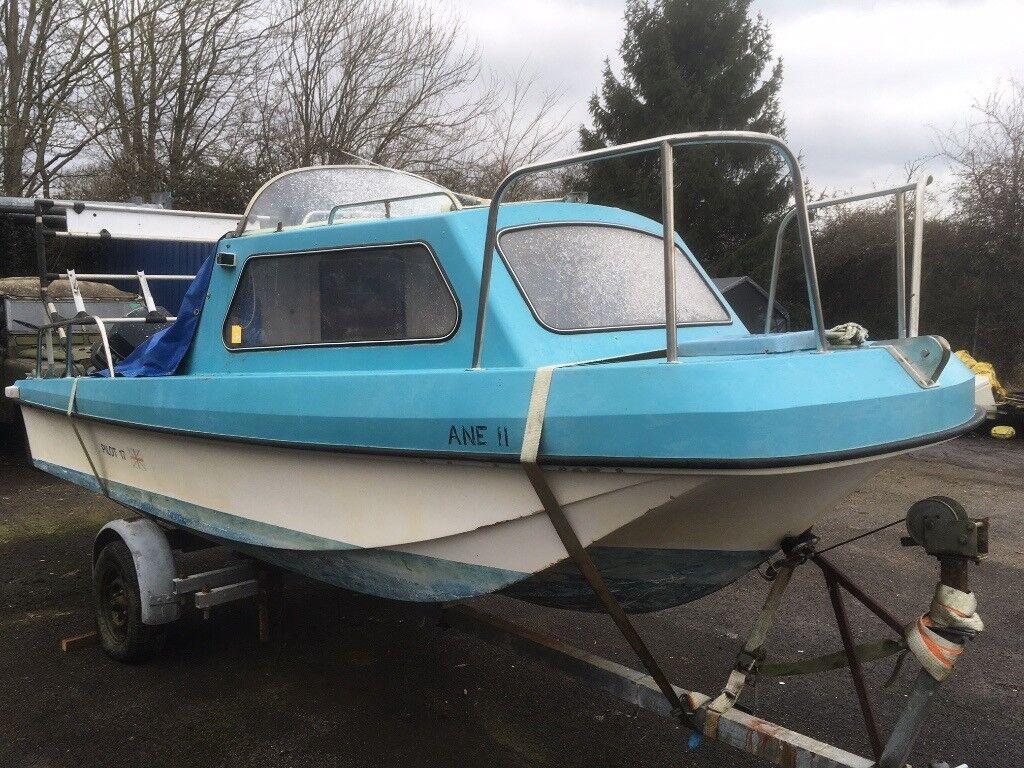 17 39 Day Fishing Boat New Price In Exeter Devon Gumtree
