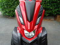 DRIVE KING COBRA ALL TERRAIN MOBILITY SCOOTER/DISABILITY SCOOTER.DRIVE KING COBRA.CAN DELIVER