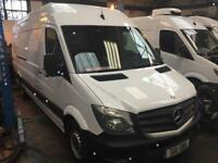 2015 MERCEDES-BENZ SPRINTER 316 CDI LWB. LHD.ULTRA SECURITY SYSTEM.LOW MILEAGE.BRILLIANT DRIVE.