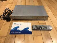 Cambridge Audio DVD77 DVD Player
