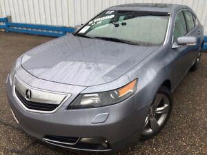 2012 Acura TL AWD *LEATHER-SUNROOF*