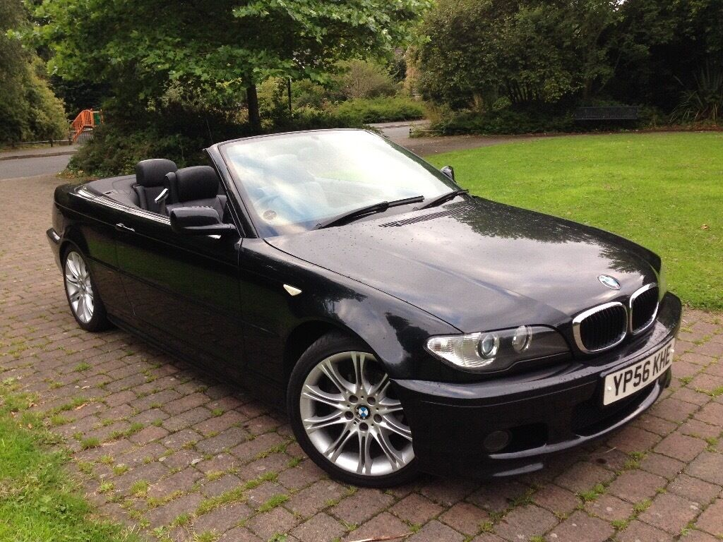 2006 (56) 318i M Sport convertible Manual heated seat