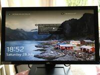 Dell E2211HB 22 inch Widescreen LCD Monitor DVI VGA £30 ONLY!