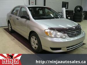 2004 Toyota Corolla Highway Car Safetied And Minty