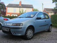 2002 Fiat Punto 1.2 Active Sport 3dr