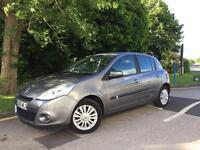 Renault Clio 1.5 DCI Cheap on fuel and free tax