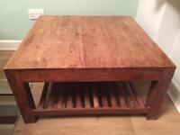Coffee Table Myakka