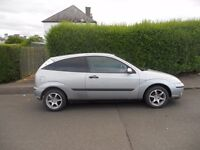 ford focus 1.6 silver 2004