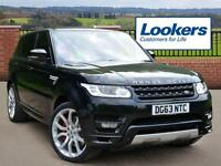Land Rover Range Rover Sport V8 AUTOBIOGRAPHY DYNAMIC (black) 2013-09-25