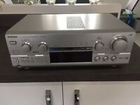 TECHNICS SA-DX940 DIGITAL 5.1 SURROUND SOUND SYSTEM 500 WATTS RECEIVER