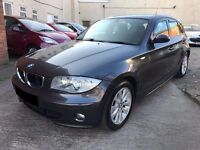BMW 1 Series 2.0 118d SE 5 door - 2006, 12 Months MOT, Service History, 3 Owners, Drives Great £2995