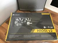 Corsair H100i V2 water cooler