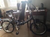 Raleigh Evo-2 7sp Folsom bike