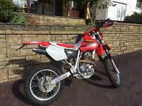 Honda XR 400 R - 2003, VGC, 6,800 miles (11,000km) only done 200km in 4 years, 12 months MOT