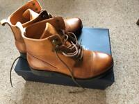 Men's Jack Wills boots, size 9