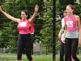 Ladies Social Netball - After Work League
