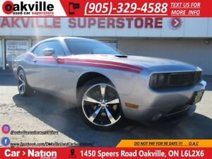 2014 Dodge Challenger R/T 372 HP HEMI | LEATHER | HEATED SEATS |