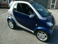 2004 Smart fortwo mcc 60k 9 months mot